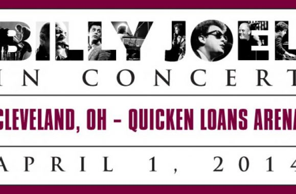 Billy Joel Returns To Quicken Loans Arena April 1