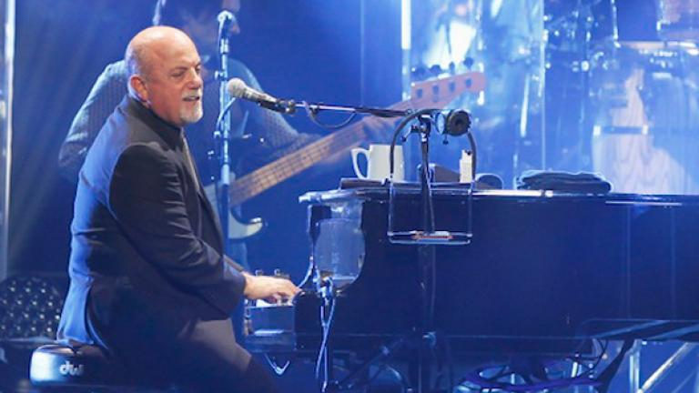 Billy Joel sunrise review