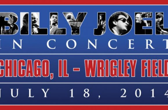 Billy Joel To Perform In Concert At Chicago's Wrigley Field July 18