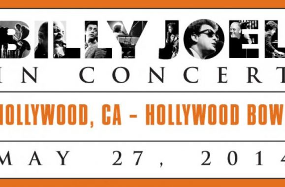 Billy Joel Live At The Hollywood Bowl – Third Show Added May 27