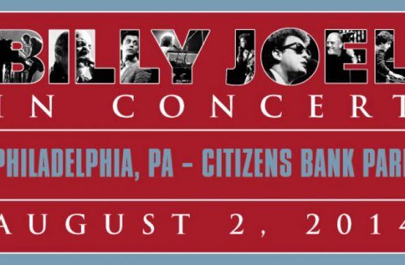 Billy Joel Returns To Citizens Bank Park In Philadelphia August 2