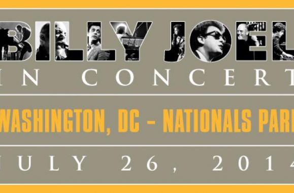 Billy Joel Returns To Nationals Park In Washington, D.C. July 26
