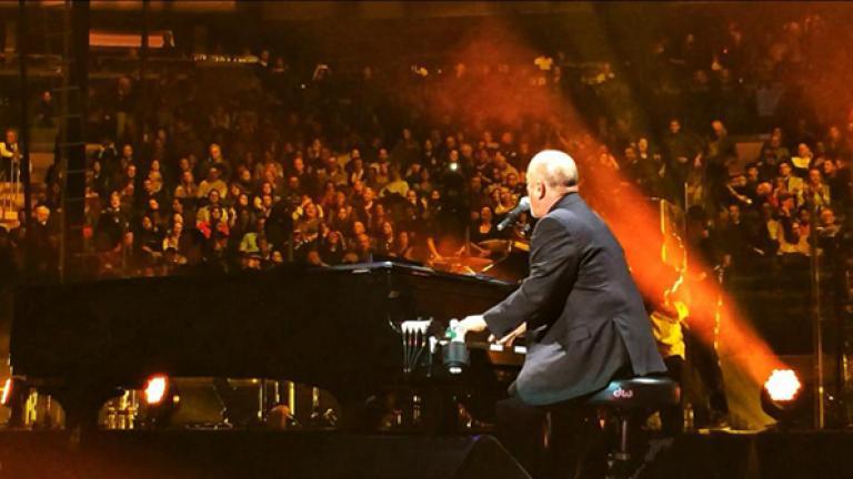 Billy Joel Begins Historic Franchise At Madison Square Garden U2013 Concert  Reviews, Photos, Videos U0026 Set List