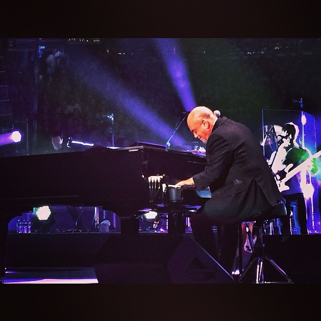 Billy Joel Concert At Madison Square Garden New York Ny January 27 2014 Billy Joel