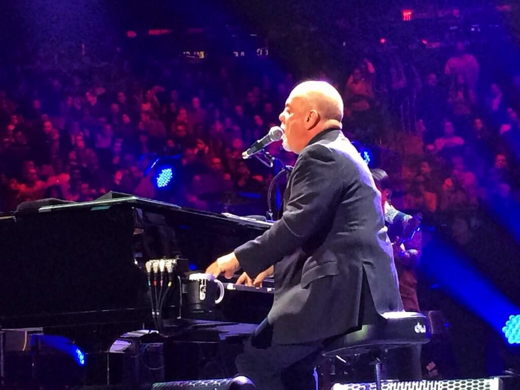 Billy Joel At Madison Square Garden – February 3, 2014 (Photo 3)