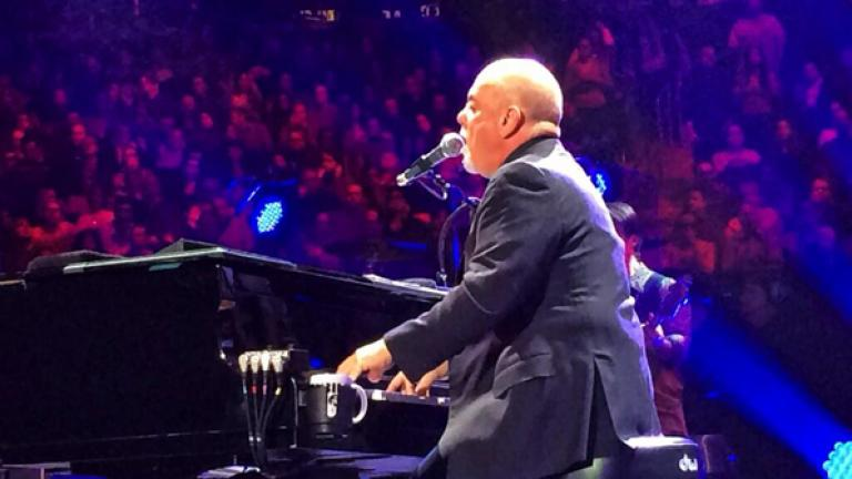 Billy joel delivers 39 outstanding concert 39 at madison square garden concert review set list for Billy joel madison square garden march 3
