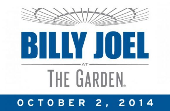Billy Joel Adds 10th Show At Madison Square Garden By Overwhelming Demand October 2, 2014