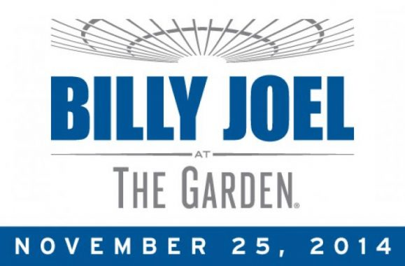 Billy Joel Adds 11th Show At Madison Square Garden By Overwhelming Demand November 25, 2014
