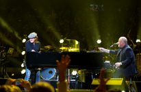 Billy Joel Concert At Madison Square Garden New York, NY – March 21, 2014