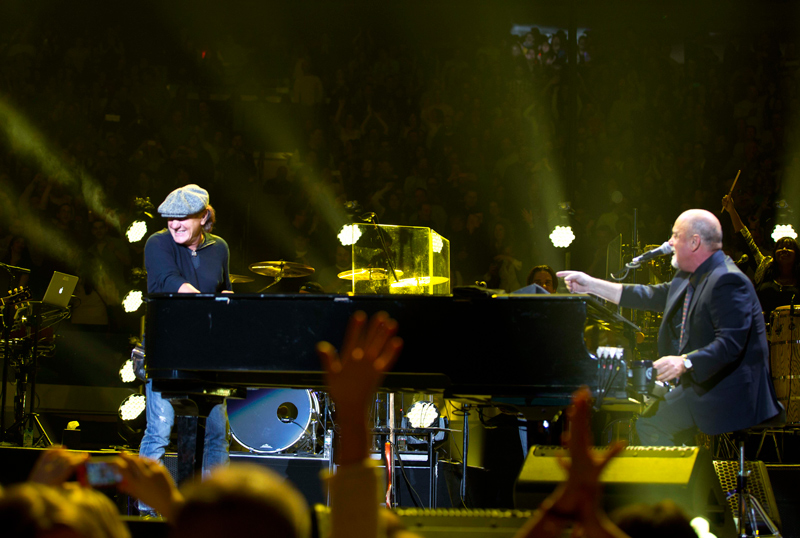 Billy Joel At Madison Square Garden – March 21, 2014 (Photo 1)