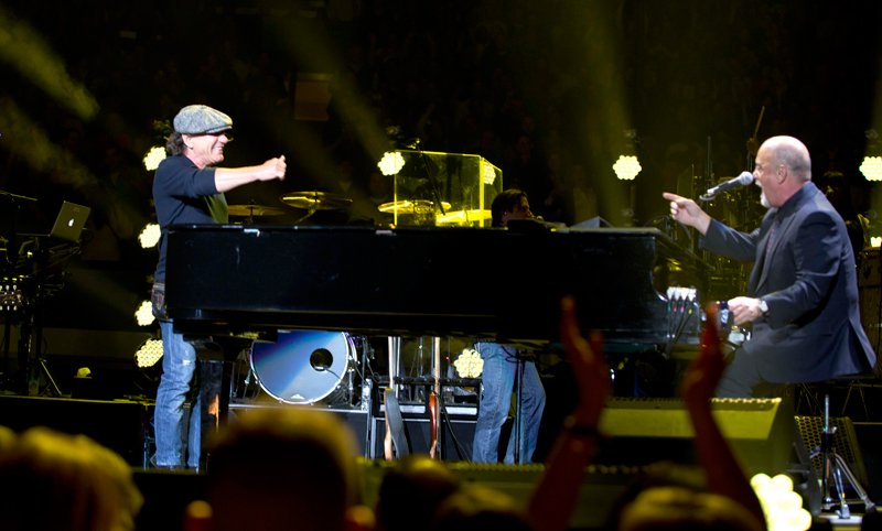 Billy Joel At Madison Square Garden – March 21, 2014 (Photo 2)