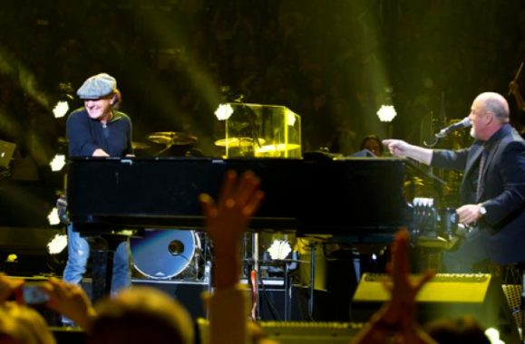 Billy Joel & AC/DC's Brian Johnson Shake MSG – Concert Reviews, Video, Photos & Set List