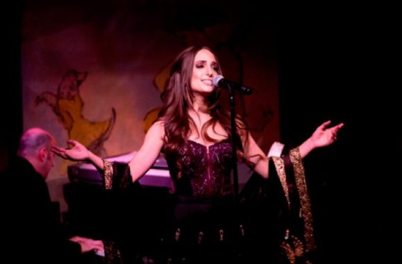 Alexa Ray Joel At Cafe Carlyle – Exclusive Photos
