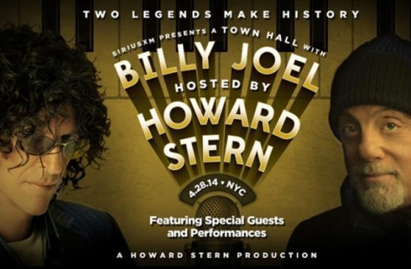 Howard Stern And SiriusXM Present Exclusive 'Town Hall' With Billy Joel