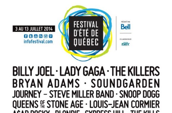 Billy Joel To Perform At Festival D'été De Québec July 11