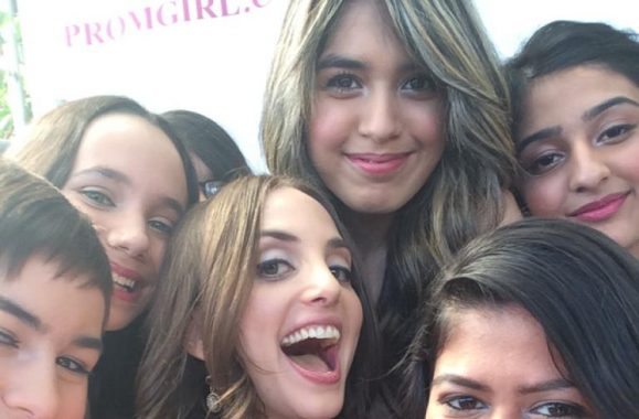 PromGirl.com Launches 'Prom Selfie' Campaign With Alexa Ray Joel