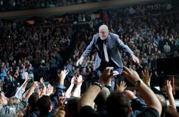 Billy Joel At Madison Square Garden April 18 – Exclusive Photos, Set List & Concert Review
