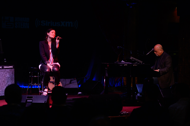Billy Joel SiriusXM Town Hall Hosted By Howard Stern (April 28, 2014 – Photo 6)