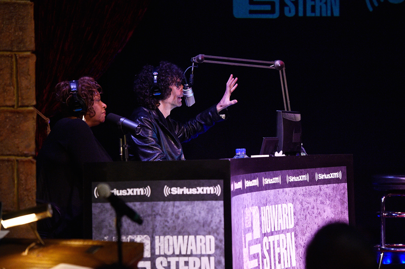 Billy Joel SiriusXM Town Hall Hosted By Howard Stern (April 28, 2014 – Photo 10)