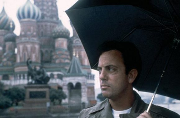 Video: Billy Joel Tries 'Strong American Medicine' In 1987 Russia – Billboard