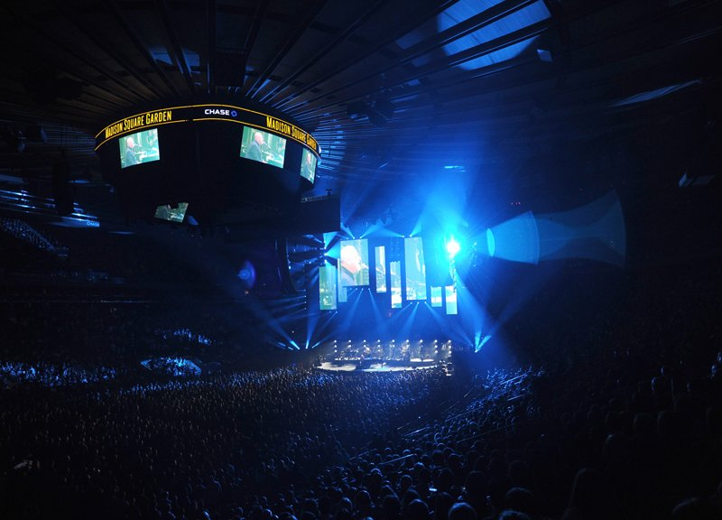 Billy Joel At Madison Square Garden – May 9, 2014 (Photo 15)