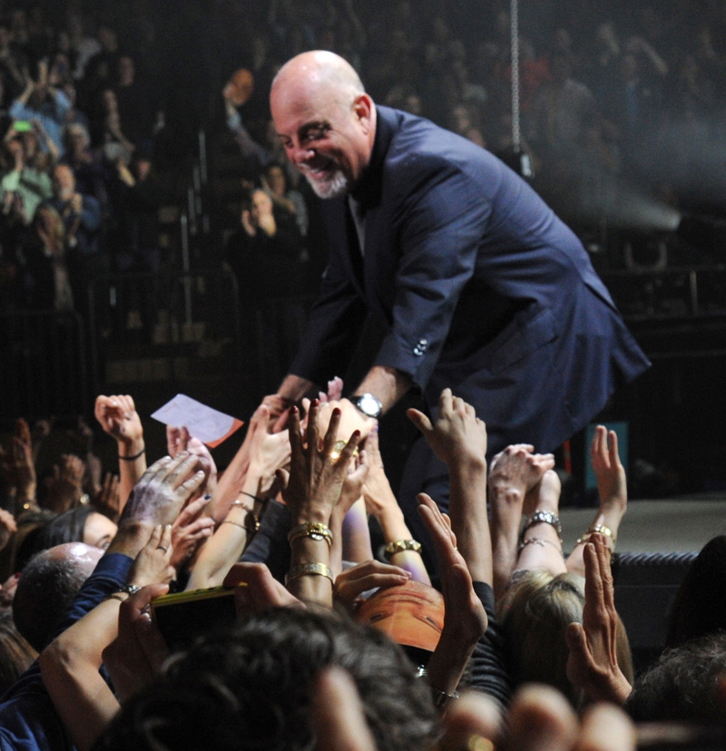 Billy Joel At Madison Square Garden – May 9, 2014 (Photo 22)