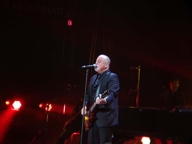 Billy Joel At MGM Grand Las Vegas – June 7, 2014 (Photo 2)