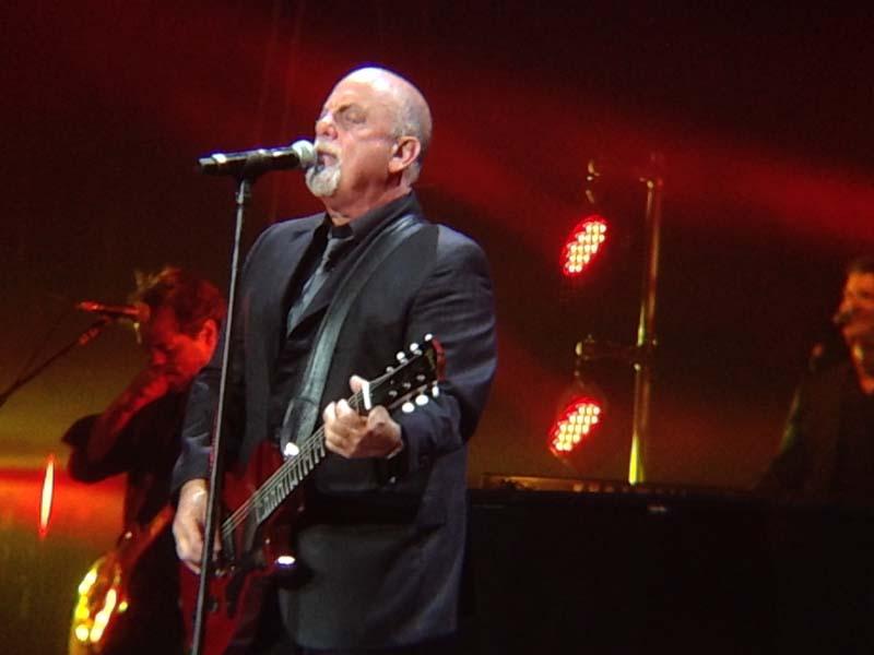 Billy Joel At MGM Grand Las Vegas – June 7, 2014 (Photo 3)
