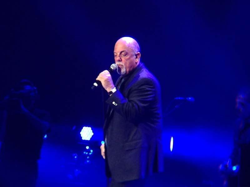 Billy Joel At MGM Grand Las Vegas – June 7, 2014 (Photo 4)