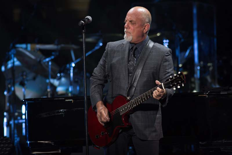Billy Joel At Madison Square Garden June 21 2014 Photo 9 Billy Joel Official Site