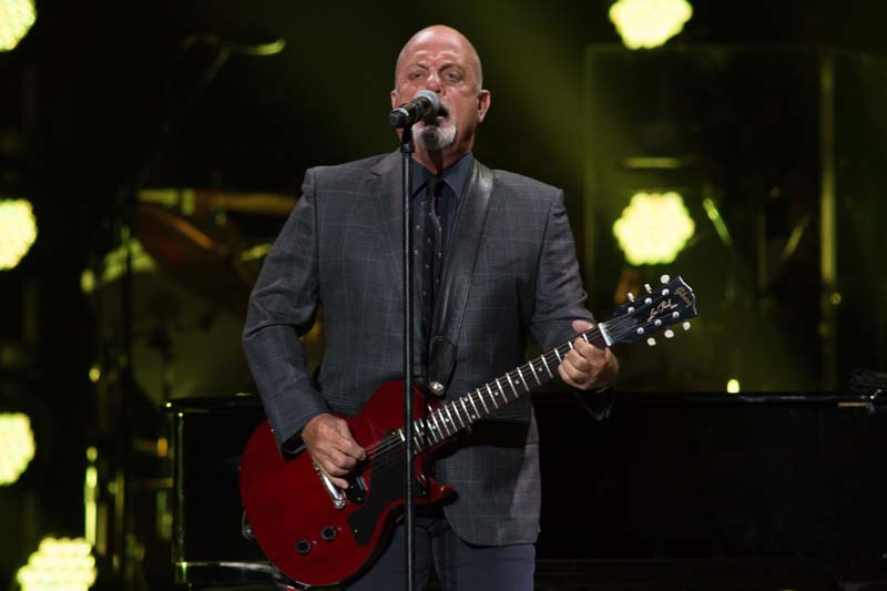 Billy Joel At Madison Square Garden June 21 2014 Photo 10 Billy Joel Official Site