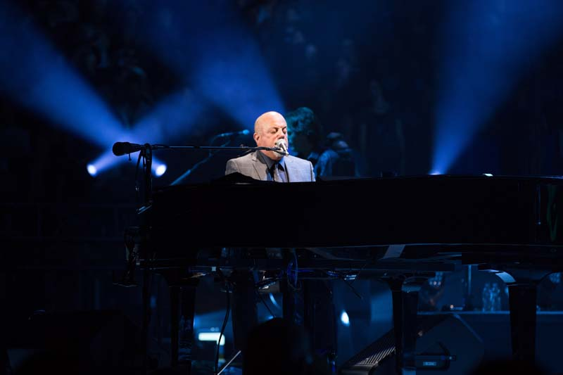Billy Joel At Madison Square Garden June 21 2014 Photo 11 Billy Joel Official Site