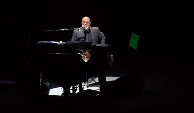 Billy Joel At Madison Square Garden – June 21, 2014 (Photo 16)