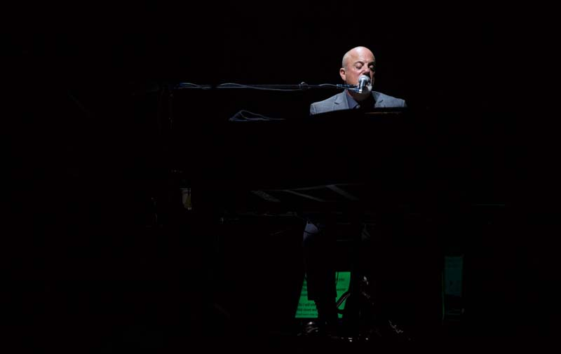 Billy Joel At Madison Square Garden – June 21, 2014 (Photo 27)