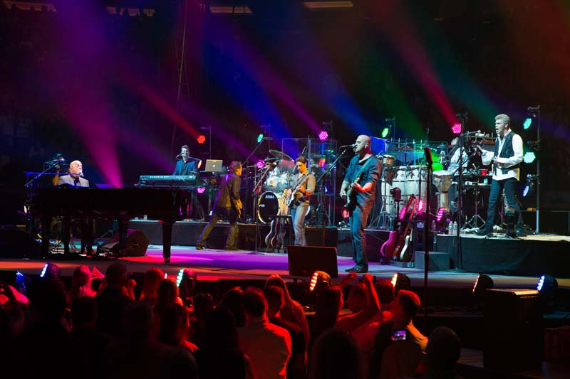 Billy Joel At Madison Square Garden – June 21, 2014 (Photo 28)