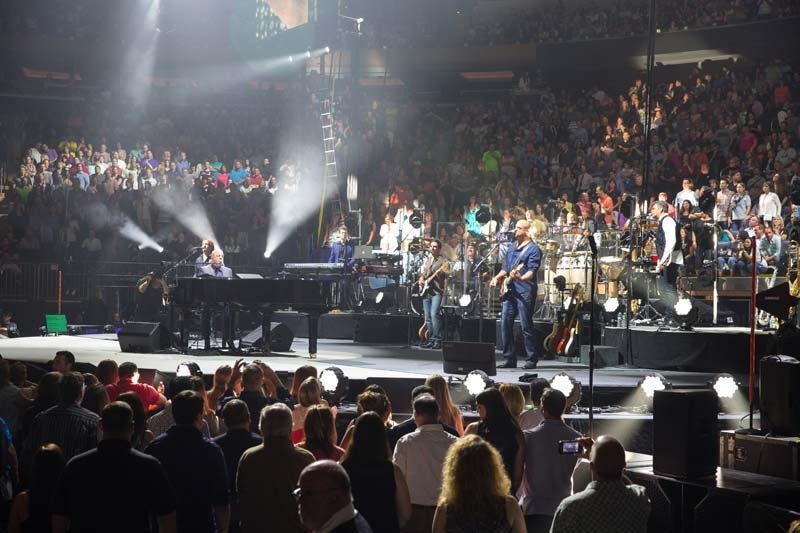 Billy Joel At Madison Square Garden – June 21, 2014 (Photo 29)