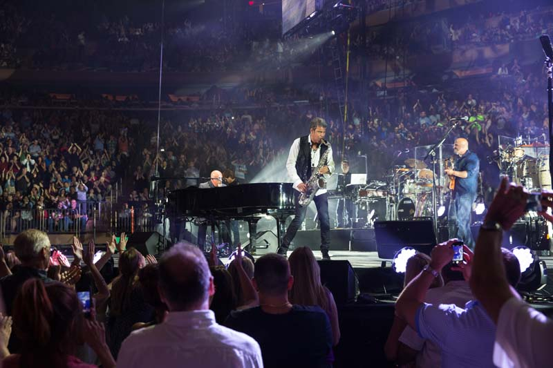 Billy Joel At Madison Square Garden – June 21, 2014 (Photo 30)