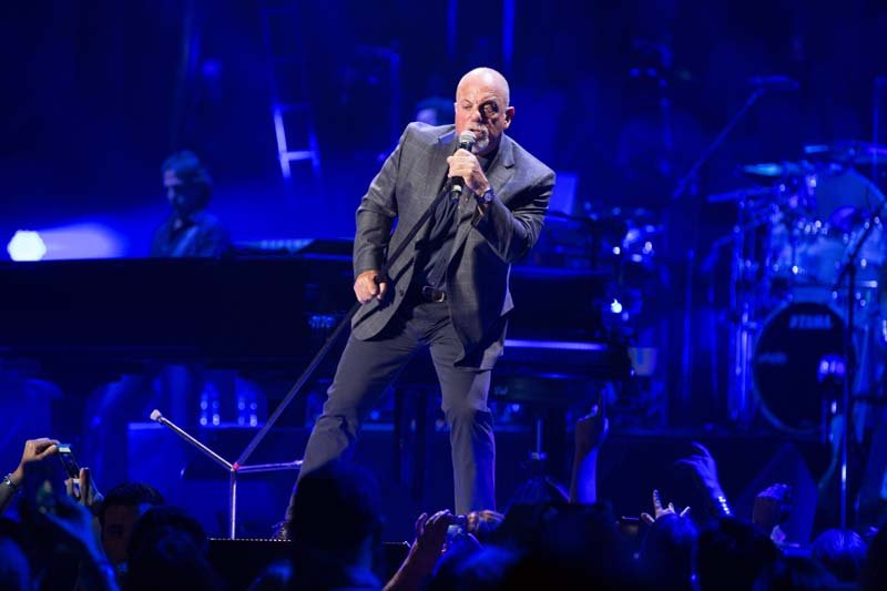 Billy Joel At Madison Square Garden – June 21, 2014 (Photo 34)