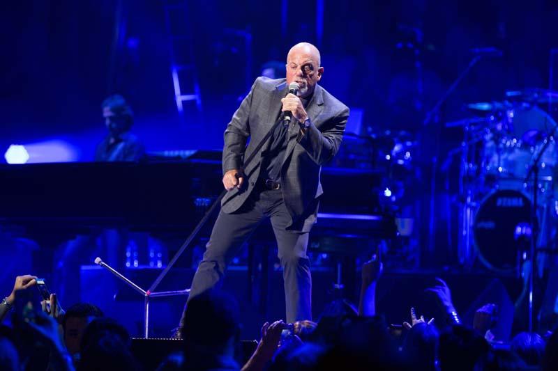 Billy Joel At Madison Square Garden June 21 2014 Photo 34 Billy Joel Official Site
