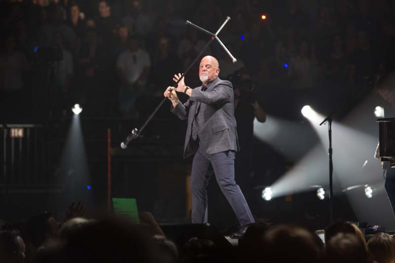 Billy Joel At Madison Square Garden – June 21, 2014 (Photo 35)
