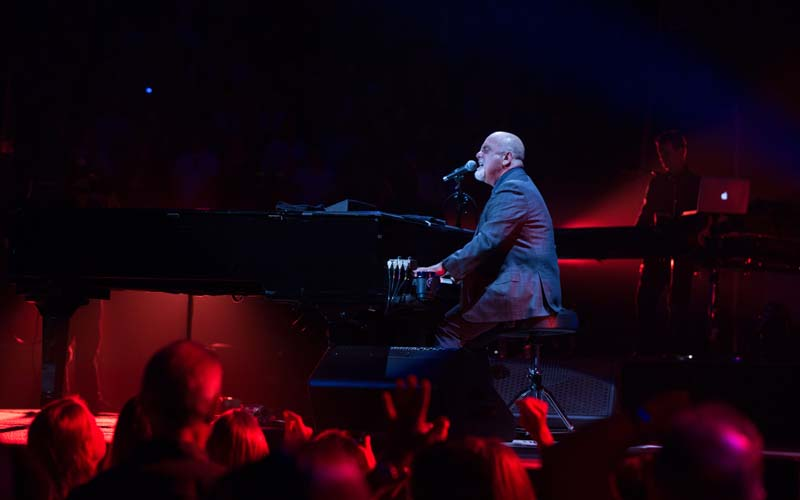 Billy Joel At Madison Square Garden – June 21, 2014 (Photo 40)