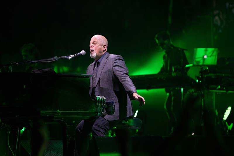 Billy Joel At Madison Square Garden – June 21, 2014 (Photo 41)