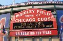Billy Joel Concert At Wrigley Field Chicago, IL – July 18, 2014