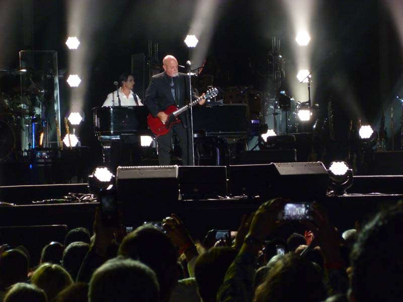 Billy Joel At Wrigley Field – July 18, 2014 (Photo 15)