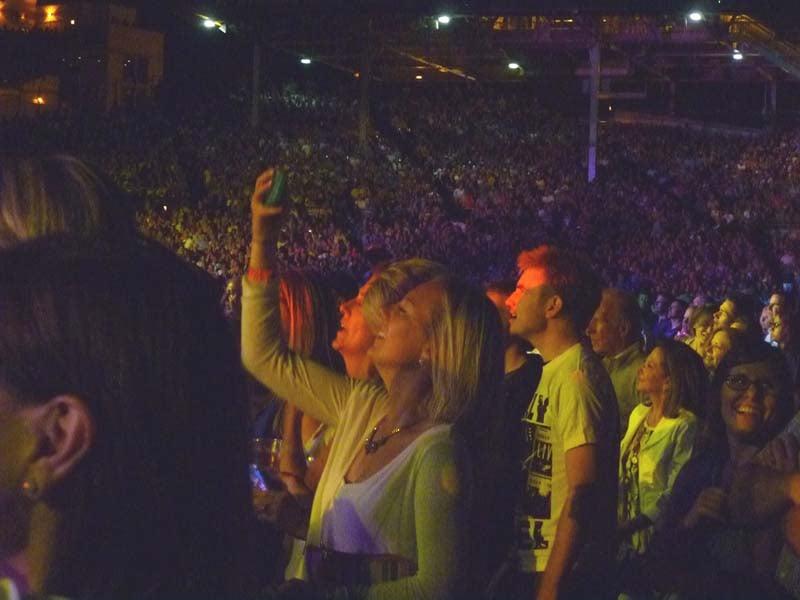 Billy Joel At Wrigley Field – July 18, 2014 (Photo 17)