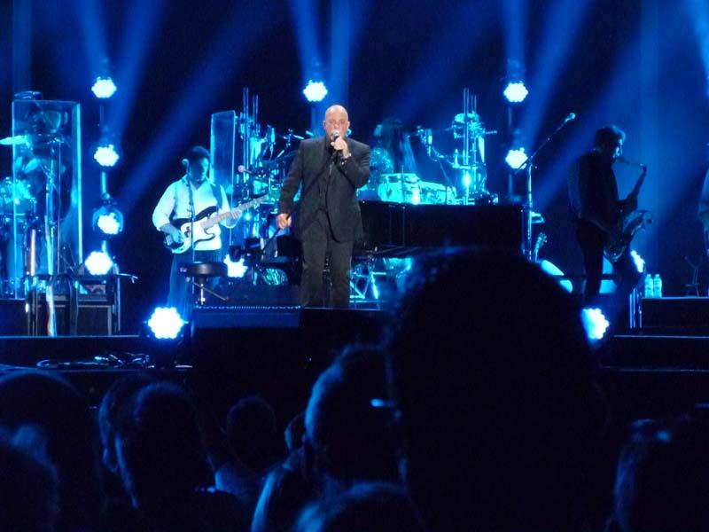Billy Joel At Wrigley Field – July 18, 2014 (Photo 18)