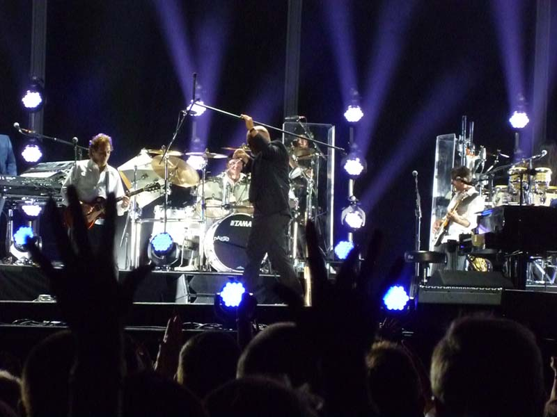 Billy Joel At Wrigley Field – July 18, 2014 (Photo 19)