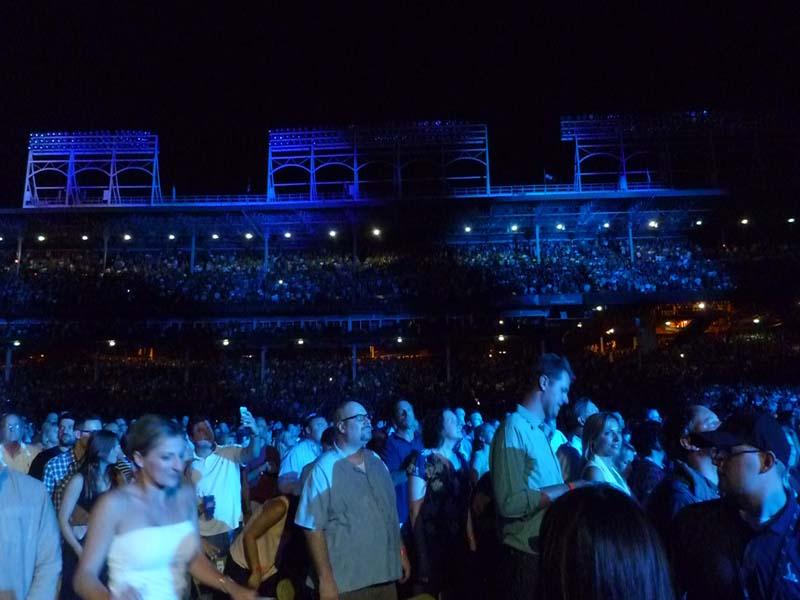 Billy Joel At Wrigley Field – July 18, 2014 (Photo 20)