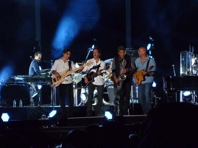 Billy Joel At Wrigley Field – July 18, 2014 (Photo 21)