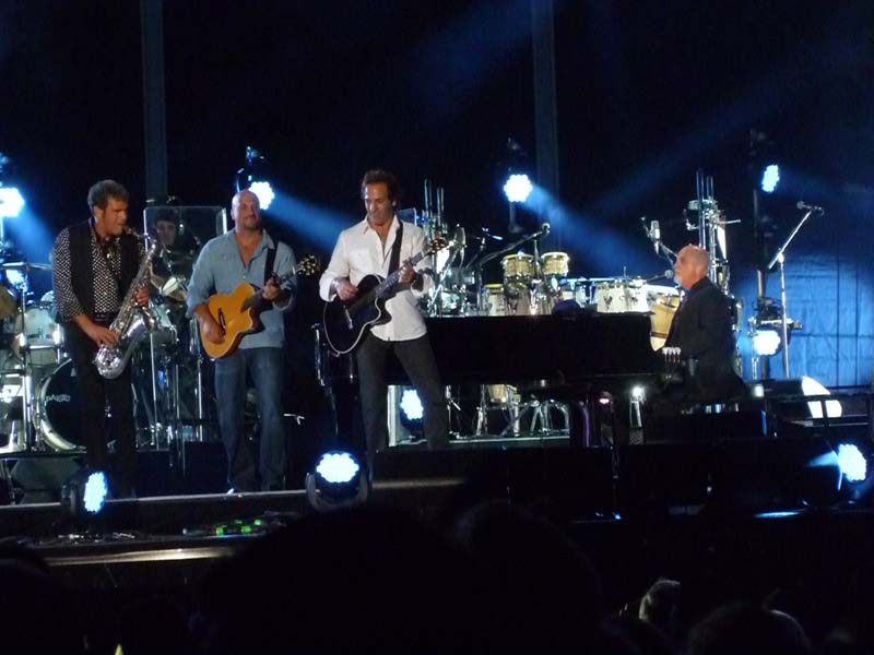 Billy Joel At Wrigley Field – July 18, 2014 (Photo 22)